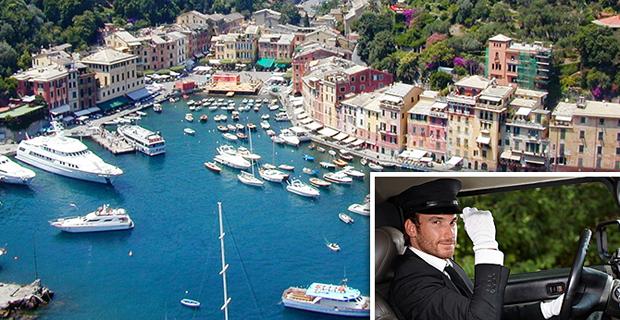 Tour Pearls of Liguria